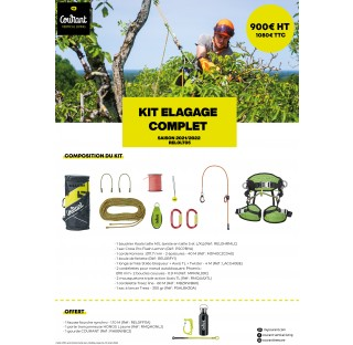 Kit élagage complet - Courant